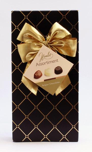 hamlet belgisk choklad