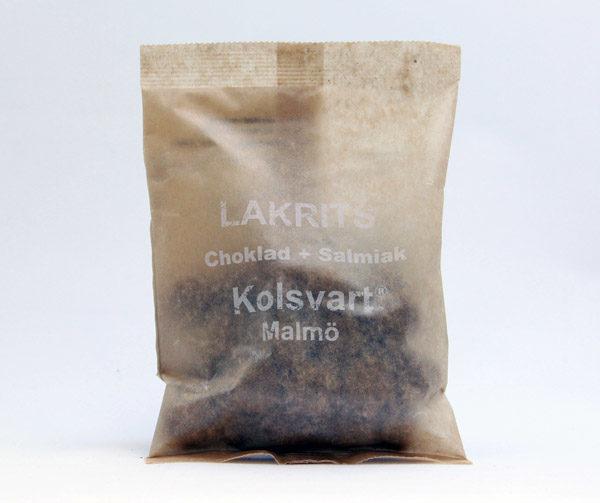 choklad & lakrits