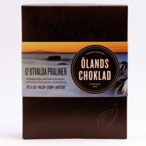 Ölands Choklad Utvalda praliner
