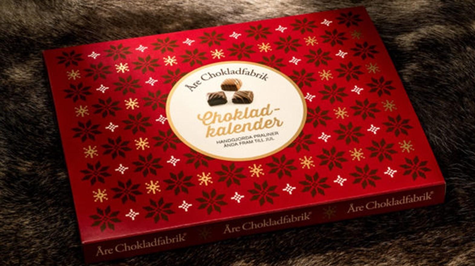 Julkalendrar